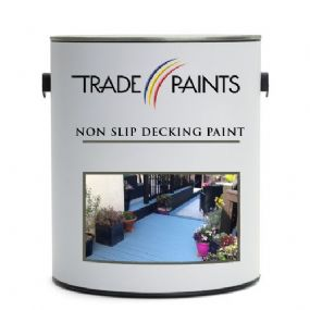 Anti SlipTimber Decking Paint | paints4trade.com